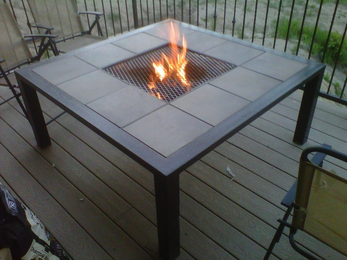 Colorado Custom Welding fire pit