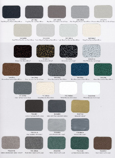 Colorado custom welding colors