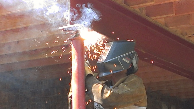 Colorado Custom Welding in action