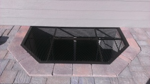 The window well cover made by Colorado custom welding has no wide gaps making it safe for your family and pets.