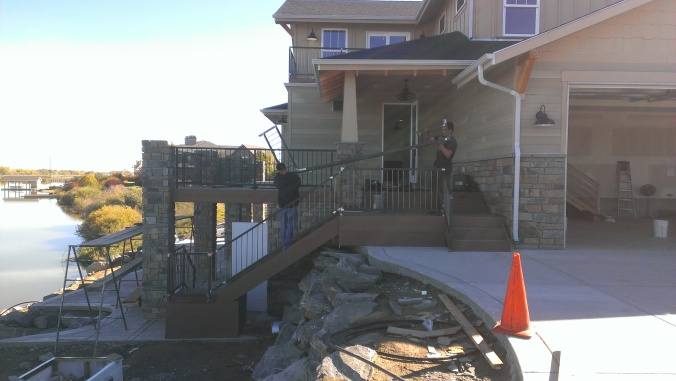 Colorado Custom Welding Railing